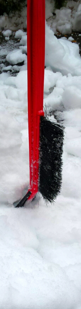 snow brush